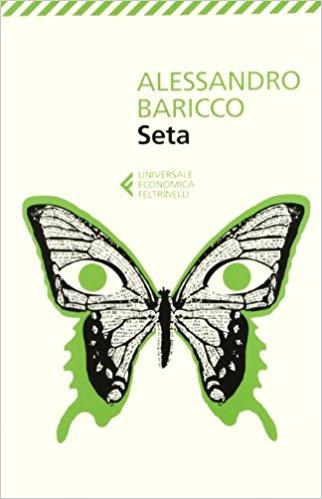 Seta, Baricco, La Bibliothèque italienne