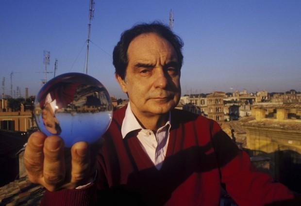 Italo Calvino - La Bibliothèque italienne