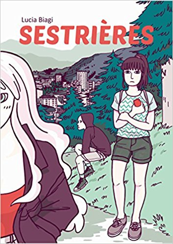 Sestrières – Lucia Biagi – La Bibliothèqueitalienne