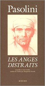 Les anges distraits - La Bibliothèque italienne