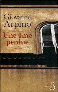 Une ame perdue, Arpino, La Bibliothèque italienne