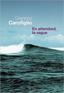 En attendant la vague, Carofiglio, La Bibliothèque italienne