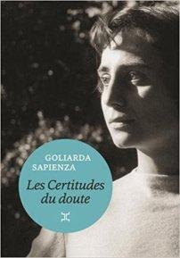 Les Certitudes du doute, Goliarda Sapienza - La Bibliothèque italienne