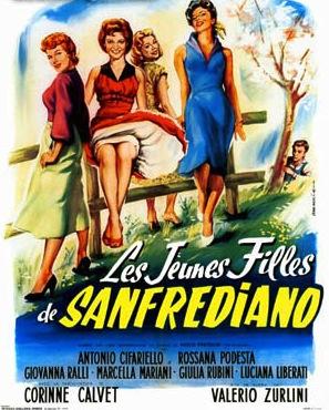 Les filles de Sanfrediano - La Bibliothèque italienne