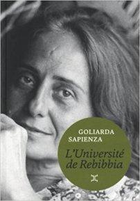 L'Université de Rebibbia, Goliarda Sapienza - La Bibliothèque italienne