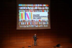 Salone del libro Torino - La Bibliothèque italienne