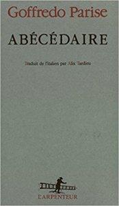 Abécédaires, Goffredo Parise, La Bibliothèque italienne