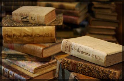 libri italiani - La Bibliothèque italienne