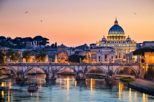 Roma - La Bibliothèque italienne
