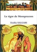 La tigre de Mompracem, Salgari - La Bibliothèque italienne