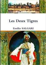 Les deux tigres, Salgari - La Bibliothèque italienne