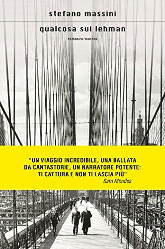 Qualcosa sui Lehman, Stefano Massini – La Bibliothèqueitalienne