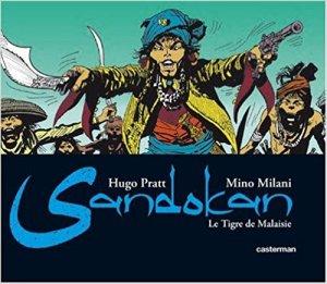 Sandokan, Pratt e MIlani - La Bibliothèque italienne