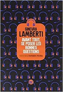 Ginevra Lamberti, La bibliothèque italienne.