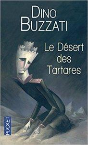 Le désert des tartares, Buzzati - La Bibliothèque italienne