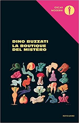 Buzzati, La boutique del mistero - L Bibliothèque italienne
