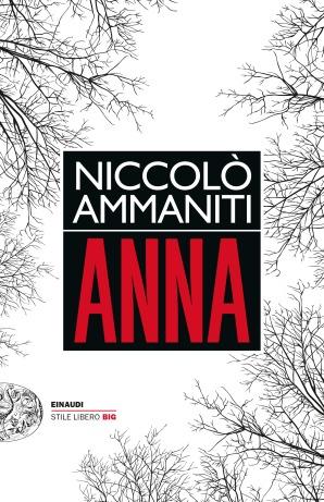 copertina ita Ammaniti_Anna