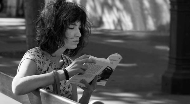 Ilaria Gaspari, La Bibliothèque italienne