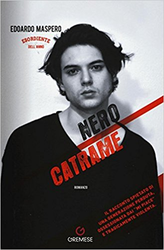 Nero catrame, Edoardo Maspero, La Bibliothèque italienne