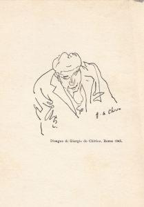 Velso Mucci, De Chirico, La Bivbliothèque italienne