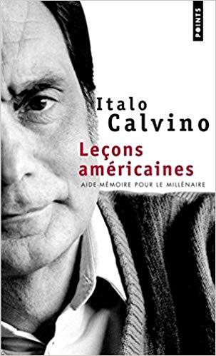 Leçons americaines, Italo Calvino, La Bibliothèque italienne.jpg