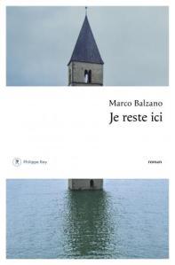 Je reste ici, Marco Balzano, La Bibliothèque italienne