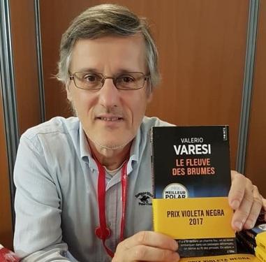 Valerio VAeri, prix Violeta Negra-LA Bibliothèque italienne.jpg