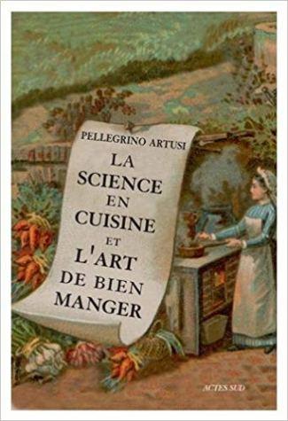 Pellegrino Artusi, L'art de bien manger, La Bibliothèque italienne