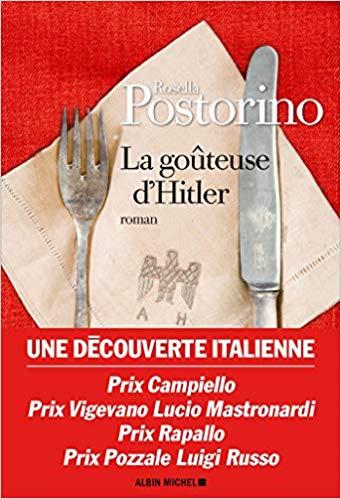 La gouteuse d'Hitler, Pastorino-La Bibliothèque italienne.jpg