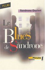 Le blues de Sandrone couverture FR