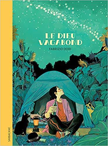 Le Dieu Vagabond, Fabrizio Dori, La Bibliothèque italienne.jpg