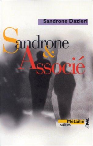 Sandrone&associés couverture FR